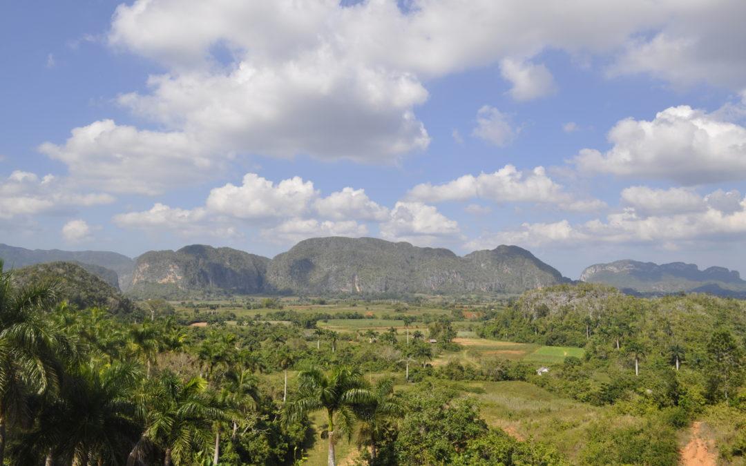 Табачные плантации и табачные регионы на Кубе
